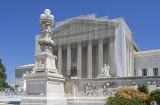 US Supreme Court, under wraps