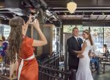 Starbucks bride (Portland, Oregon)