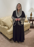 The Abaya Fashionista