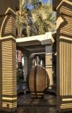 Al Sheeh Garden, patterned shadows