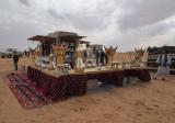 Coffee shop, desert style