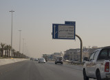 The mystery of traffic signs