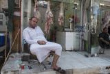 Butcher in the souk