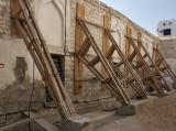 Old mosque under restoration