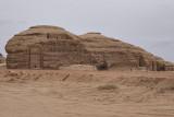 Rock tomb complex