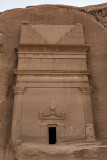 Rock hewn tomb