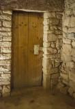 Al-'Ula, semi-traditional door