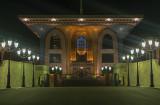 Al Alam Palace at night