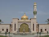 Asma Bint Alawi Mosque, closer view