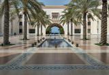 Al Husn courtyard