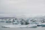 Jökulsárlón, glacier lagoon