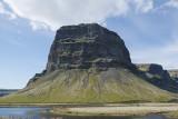 Volcanic scenery, drive to Reykjavík (1)