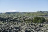 Volcanic scenery, drive to Reykjavík (8)