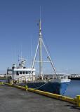 Grindavik fishing port