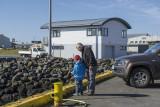 Grindavik, fishing lesson