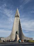 Reykjavík, Hallgrímskirkja