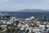 Reykjavík from Hallgrímskirkja
