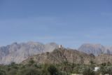 Mountainous Oman
