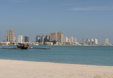 The Pearl, from Katara Cultural Village