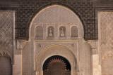 Marrakech, Ben Youssef Medersa