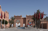 Ouarzazate, movie studio