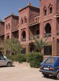 A village hotel
