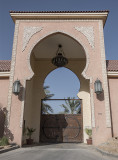 Wadi gate