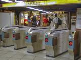 Ginza subway