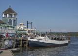 New Alexandria waterfront