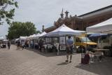 Flea market at Eastern Market