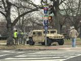 Washington under siege
