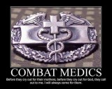 Combat Medics and Navy Corpsmen