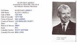 Allen Jagielo - KIA 17 Oct. '67