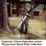 Tet Offensive '68 - the 122mm rocket