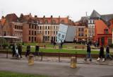 Downtown Lille; 'la maison tournée'