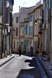 Arles, old town
