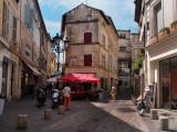 Arles; old town