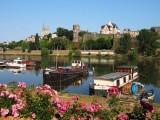 Angers; Quai de Savate