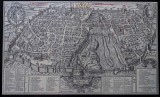 Old Angers map.