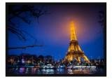 La tour effeil by night