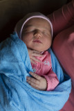 Nell Angelie, two days old