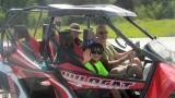4-wheeling gang