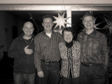 Paula and her boys