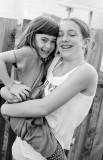 Chloe and Maria