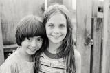 Bernadette and Olivia
