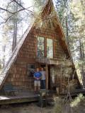 The Colasurdo cabin
