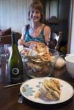 the queen of crabs