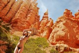 Loreley - Bryce Canyon and Red Canyon - Utah - USA - (02-05-2012)
