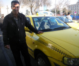 Agha Farid and His Taxi