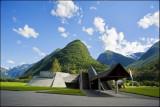 The glacier museum,Fjærland........